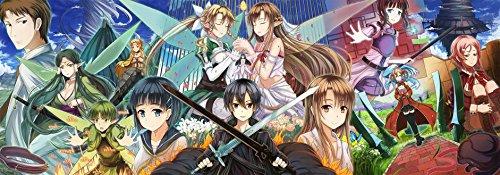 Sword Art Online Poster On Silk - Soie Affiche - 31E8A4