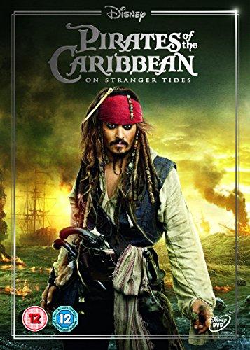 Pirates 4 OST DVD (Amazon O-Ring) [UK Import]