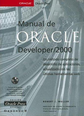 Manual de oracle developer 2000