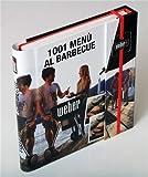 LIBRO 1001 MENù AL BARBECUE WEBER immagine