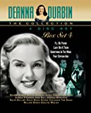 Deanna Durbin Box Set 4 [DVD] - I ll Be Yours, Lady On A Train, Something In the Wind and That Certain Age
