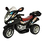 #1: HLX-NMC BATTERY OPERATED FUN BIKE BLACK