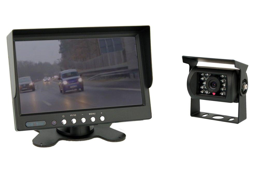 VSG-HD-720P-RckfahrsystemHD-AuflsungHeavy-Duty-12-24-Volt-120-IP67-extrem-robust-3-Videoeingngeinkl-20m-KabelNachtsicht-PRO-Expert-Serie
