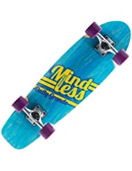 Mindless Longboards ML5300 Daily Grande Complete Cruiser - Blue by Mindless Longboards