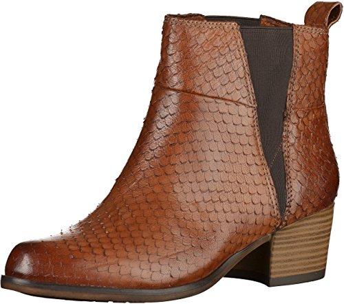 Tamaris1-1-25012-27 / 311 - Chaussures Plates Femme Noix De Muscade