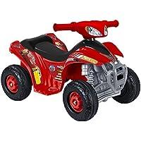 Feber - Quad Disney Cars, 3.6 V (Famosa 800011149)