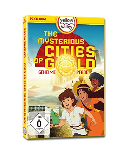 Purple Hills Mysterious Cities Of Gold - Geheime Pfade (YV) [Importación Alemana]