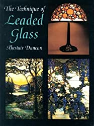The Technique of Leaded Glass (Dover Stained Glass Instruction)
