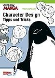 How To Draw Manga: Character Design - Tipps und Tricks