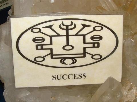success-talisman