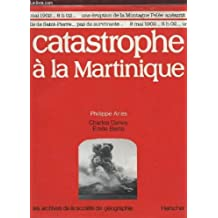 Catastrophe à la Martinique