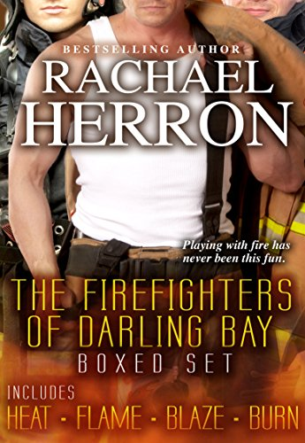 the-firefighters-of-darling-bay-boxed-set-books-1-4-english-edition