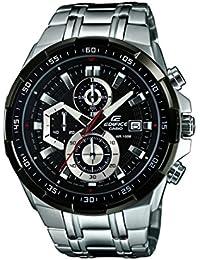 Casio Reloj Cronógrafo para Hombre de Cuarzo con Correa en Acero Inoxidable EFR-539D-1AVUEF