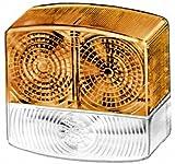 HELLA 9EL 134 741-021 Lichtscheibe, Blinkleuchte, links