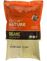Pro Nature 100% Organic Besan, 500g