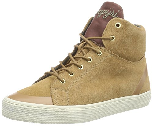 NAPAPIJRI FOOTWEAR Ellen Damen Hohe Sneakers Beige (light toffee N40)