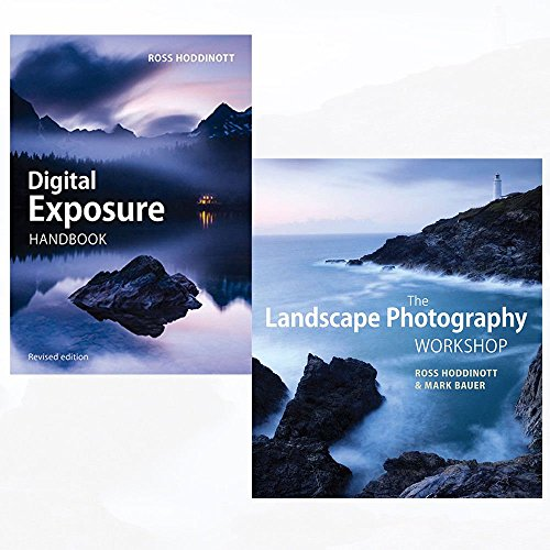 Digital Exposure Handbook and Landscape Photography Workshop 2 Books Collection Set