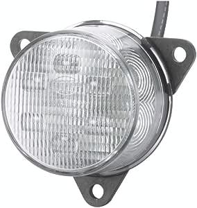 Hella 2ne 011 172 081 Nebelschlussleuchte Led 12v Lichtscheibenfarbe Glasklar Anbau Kabel 500mm Auto