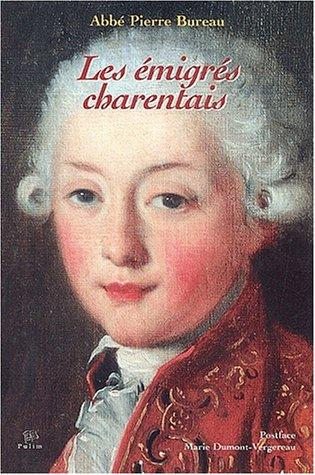 Les émigrés charentais 1791-1814