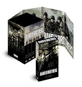 Band Of Brothers, frères d'armes : L'Intégrale de la série - Coffret 6 VHS