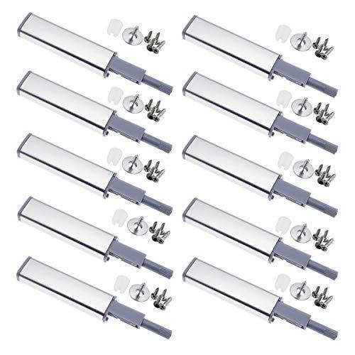 Paquete 10 cierre magnéticos puerta armario amortiguador