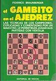 Gambito en el ajedrez, el