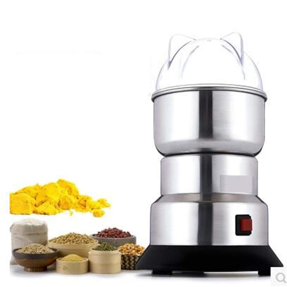 Sel-More Elettrico in acciaio inox Coffee Bean mulino macinatore casa macinazione macchina utensile
