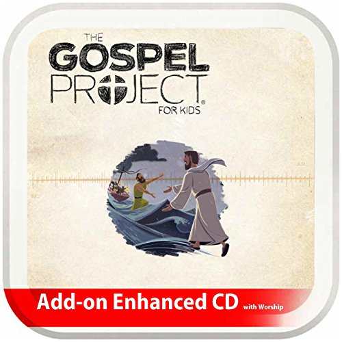 The Gospel Project for Kids: Kids Leader Kit With Worship Add-on Enhanced Cd; Stories and Signs (Add-on-audio)