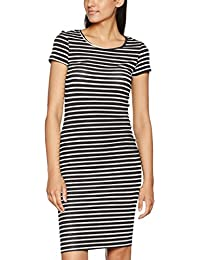 VERO MODA Damen Kleid Vmjacinta Ss Short Dress Noos