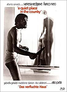 Das verfluchte Haus ECC#051- Mediabook (+ DVD), Cover D [Blu-ray]