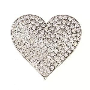 AKKi jewelry Magnet-brosche Anhänger Stern für Kleidung, Schals, Tücher und Ponchos Damen Magnet-schmuck Baum des Lebens Blume Magnet-Pin Kleider Farbe Silber Schmuck mit Strass