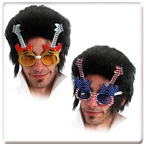 ival Toys 5031: Occhiali Re Del Rock Col.Ass. (1 Accessorie) ()