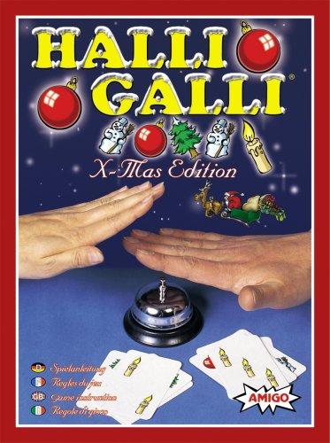 Halli Galli X-Mas Edition (Kartenspiel)