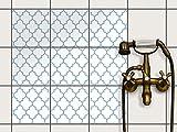 Dekor-Fliesen, Badfliesen | Fliesentattoo Küche Bad ergänzend zu Kühlschrankmagnet Wandtattoo |...