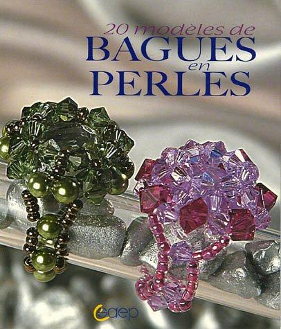 20 modèles de bagues en perles