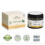 Zertifiziert Organic Nährende Haarmaske für trockenes Haar by Iva Natura® (UK Exclusive)