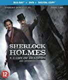 Sherlock Holmes 2 : Jeu d'ombres (Combo Blu-ray + DVD)