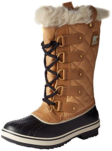 Sorel Tofino Cate, Bottes femme Marron - Brown (Curry/Black)