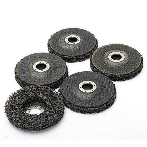 Be82aene 115mm Polycarbide Abrasive Abstreifscheibe Schleifscheibe Rost- und Lackentfernung Effekt ist feiner