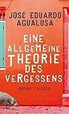 Eine allgemeine Theorie des Vergessens: Roman von José Eduardo Agualusa