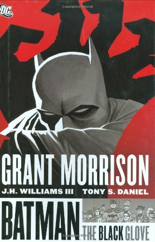 [(Batman: The Black Glove )] [Author: Grant Morrison] [Sep-2008]