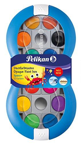 Pelikan 724617  Deckfarbkasten Space, blau - 5