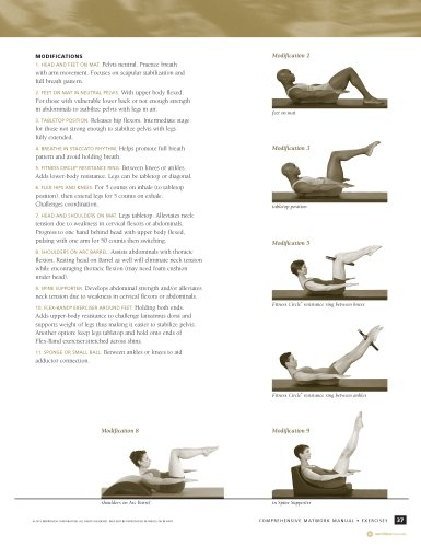 Zoom IMG-3 stott pilates comprehensive matwork