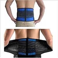 Rückenbandage Stützgürtel Rückengürtel Haltungskorrektur Stabilisator R-022 (XL) preisvergleich bei billige-tabletten.eu