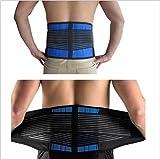 Rückenbandage Stützgürtel Rückengürtel Haltungskorrektur Stabilisator R-022