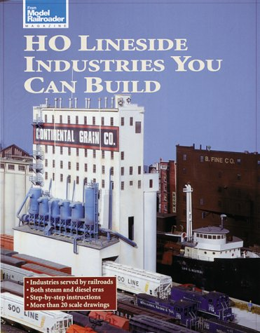 HO Lineside Industries You Can Build (Model Railroader) por