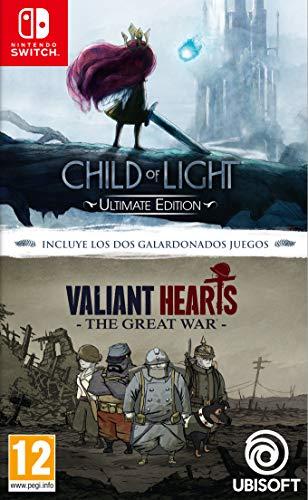 Child Of Light + Valiant