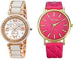 Womens Watches (Kitcone Analog Multi-colour Dial Womens Watches )-nw 4781203