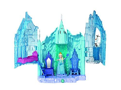 Disney Frozen - Casa de muñecas Disney (Mattel)