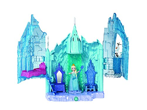 Disney Frozen - Casa de muñecas Disney (Mattel BDK38)